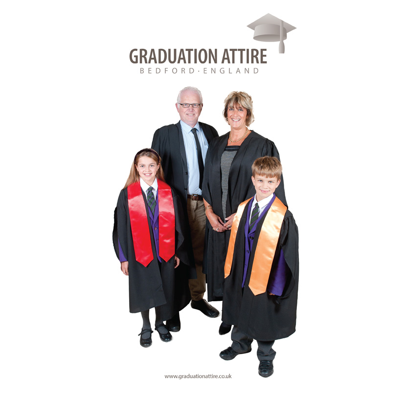 Graduation Attire Brochure