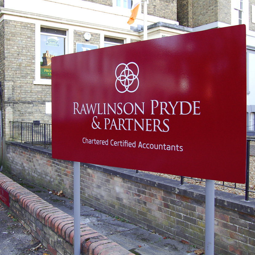 Rawlinson Pryde & Partners Front of Building
