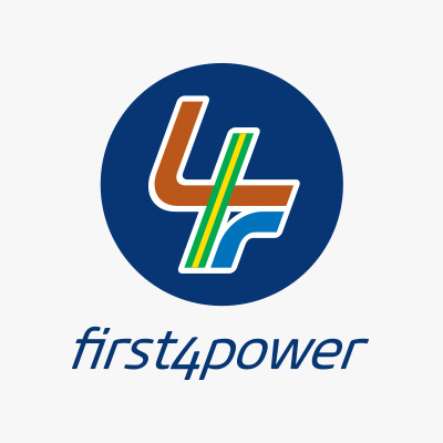 First4Power Electrical Contractors Logo