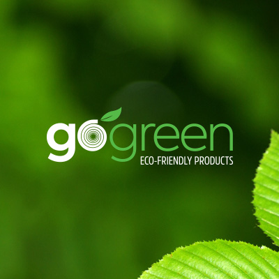 Go Green Eco-friendlyProduct Range Brand
