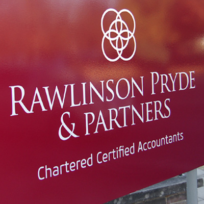Rawlinson Pryde and Partners new corporate brand
